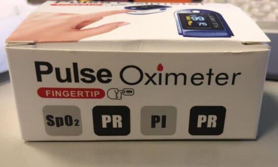 Pulse Oximeter 01